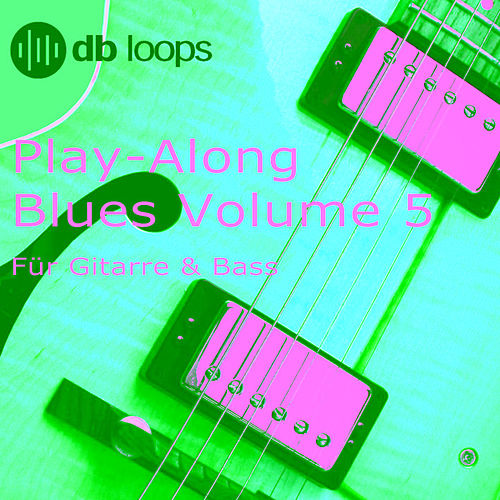 Play-Along Blues, Vol. 5 by Db Loops