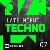 Late Night Techno, Vol. 7 - EP von Various Artists