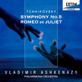Tchaikovsky: Symphony No. 5, Romeo and Juliet by Philharmonia Orchestra