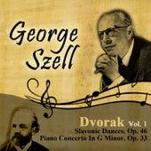 Dvorak, Vol. 1: Slavonic Dances, Op. 46 - Piano Concerto In G Minor, Op. 33 by Various Artists