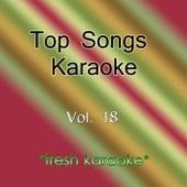 Top Song's Karaoke - Vol 18 de Fresh Karaoke