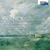 Franck: Symphony in D minor, Liszt: Symphonic poem Les preludes by Czech Philharmonic Orchestra