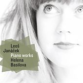 Leos Janacek Piano Works Helena Basilova de Helena Basilova