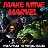 Make Mine Marvel! Music from the Marvel Movies van L'orchestra Cinematique