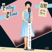 Live At The Opry de Patsy Cline
