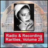 Radio & Recording Rarities, Volume 29 by Various Artists