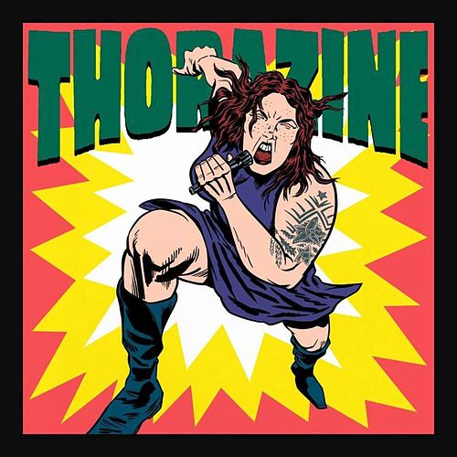 The End - Single by Thorazine
