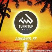 TurnItUp Summer EP van Various Artists