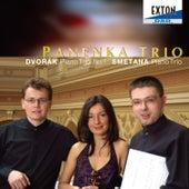 Dvorak: Piano Trio No. 1, Smetana: Piano Trio by Panenka Trio