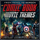 From Panel to Screen: Comic Book Movie Themes van L'orchestra Cinematique