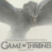 Soundtrack Highlights (From Game of Thrones Season 5) van L'orchestra Cinematique