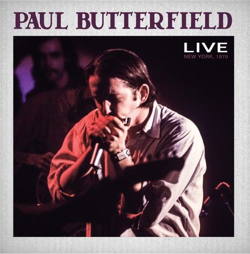 Live by Paul Butterfield