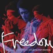 Freedom: Atlanta Pop Festival de Jimi Hendrix