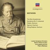 Beethoven: The Nine Symphonies de Pierre Monteux
