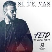 Si Te Vas by FEID