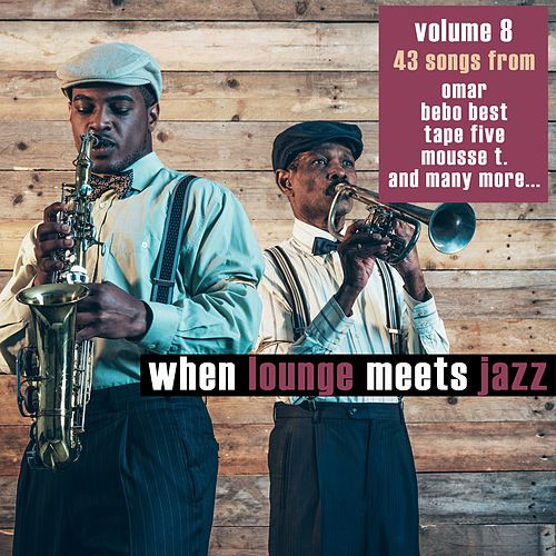 When Lounge meets Jazz, Vol. 8 by Various Artists
