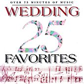 25 Wedding Favorites by Various Artists