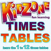 Times Tables - Learn the 1 to 12 Times Tables by Kidzone