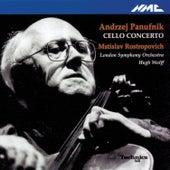 Panufnik: Cello Concerto de Mstislav Rostropovich