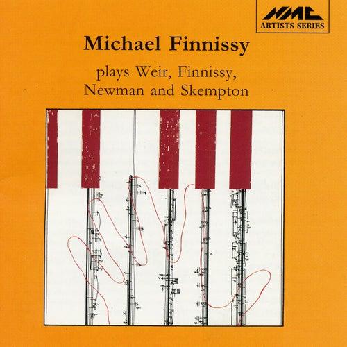 Michael Finnissy plays Weir, Finnissy, Newman & Skempton by Michael Finnissy