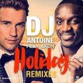 Holiday (Remixes) de DJ Antoine