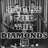 The Diamonds Singles File von The Diamonds