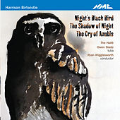 Harrison Birtwistle: Night's Black Bird by Various Artists