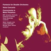 Bainbridge: Fantasia, Viola Concerto & Concertante in moto perpetuo by Various Artists