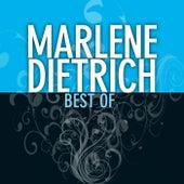 Best Of by Marlene Dietrich