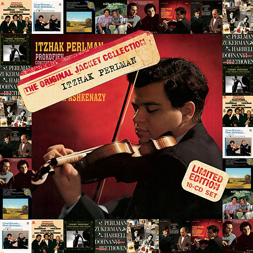 Itzhak Perlman - Original Jackets Collection by Various Artists