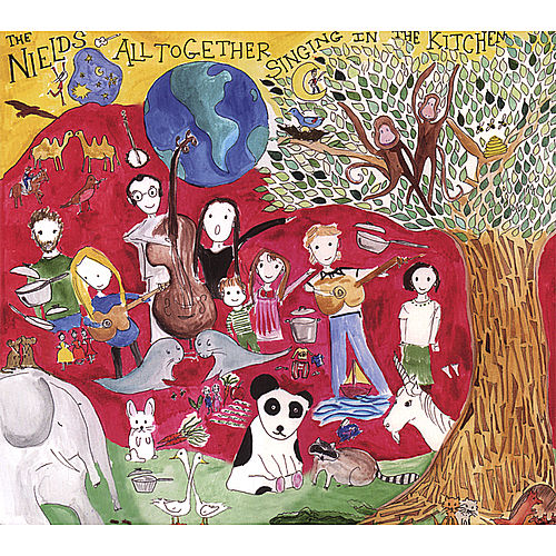 All Together Singing in the Kitchen by The Nields