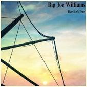 Blues Left Texas de Big Joe Williams