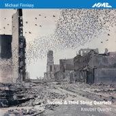 Finnissy: Second & Third String Quartets by Kreutzer Quartet