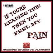 Pain (feat. Platinum) - Single von Antidote 61 Nina