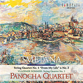 Smetana: String Quartets by Panocha Quartet