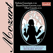 Mozart: Sinfonia Concertante in E-Flat, Concerto in a, Concerto in C de Various Artists