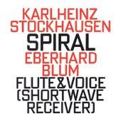 Karlheinz Stockhausen: Spiral (1968) fra Eberhard Blum