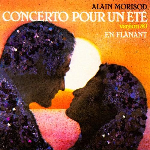 Concerto pour un été (Version 80) / En flânant - Single by Alain Morisod