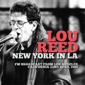 New York in La (Live) de Lou Reed