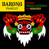 Brace Yourself (Remixes) - EP von Moksi