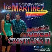 Explosion Musical Cristiana II, vol. 14 de Los Hermanos Martinez de El Salvador