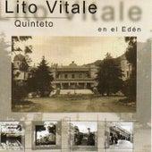 Lito Vitale Quinteto en el Edén de Lito Vitale