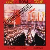 Saxophone Diplomacy (Live) by Rova