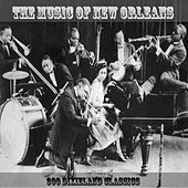 The Music of New Orleans 300 Dixieland Classics de Various Artists