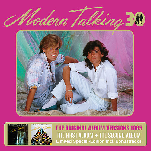 The First & Second Album (30th Anniversary Edition) de Modern Talking