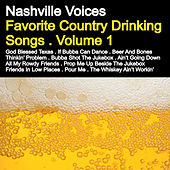 Favorite Country Drinking Songs, Vol. 1 de The Nashville Voices
