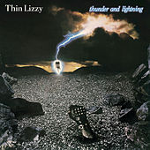 Thunder And Lightning de Thin Lizzy