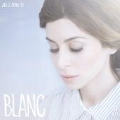 Blanc de Julie Zenatti