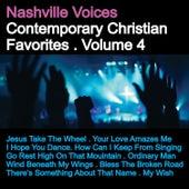 Contemporary Christian Favorites, Vol. 4 de The Nashville Voices