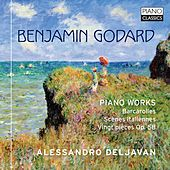 Godard: Piano Works di Alessandro Deljavan